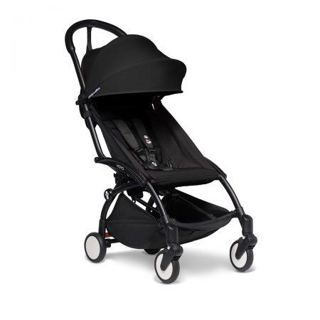 BABYZEN YOYO2 Stroller 6+ Black/ Black Chassis