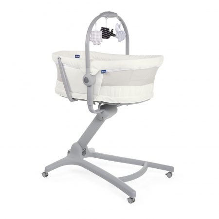 Chicco 4 in 1 Baby Hug Air - White Snow