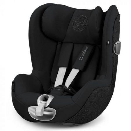Cybex Sirona Z i-Size Spin Car Seat - Deep Black