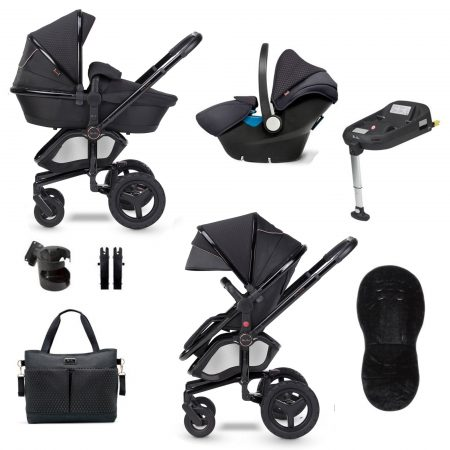 Silver Cross Surf Eclipse Special Edition Bundle - Car Seat, Base