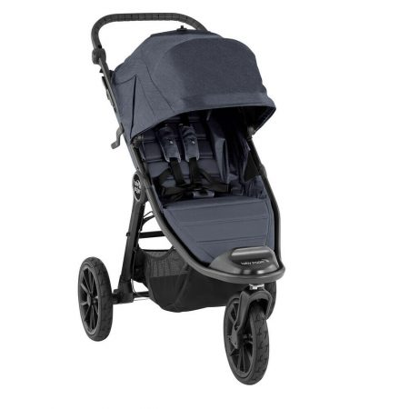 Latest Baby Jogger City Elite 2 Carbon All Terrain Pushchair. birth +