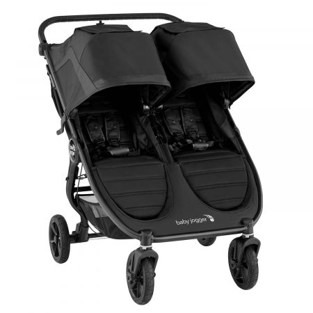 Baby Jogger City Mini GT2 Double Twin Jet All Terrain Pushchair for 2