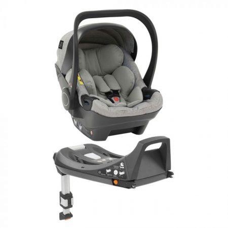Egg Platinum Car Seat & Isofix Base