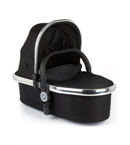 iCandy Peach Twin Carrycot - Black Magic Ex-Display