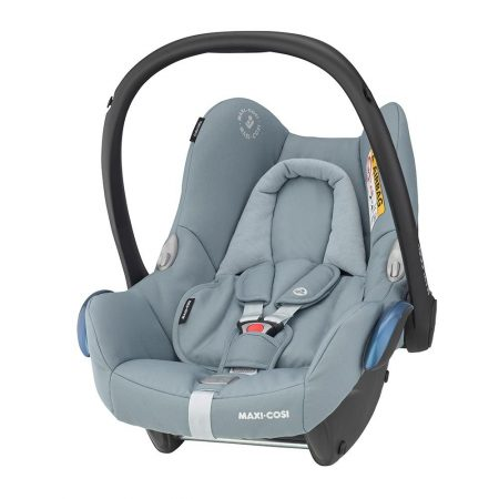 Maxi Cosi Cabriofix Car Seat in Essential Grey
