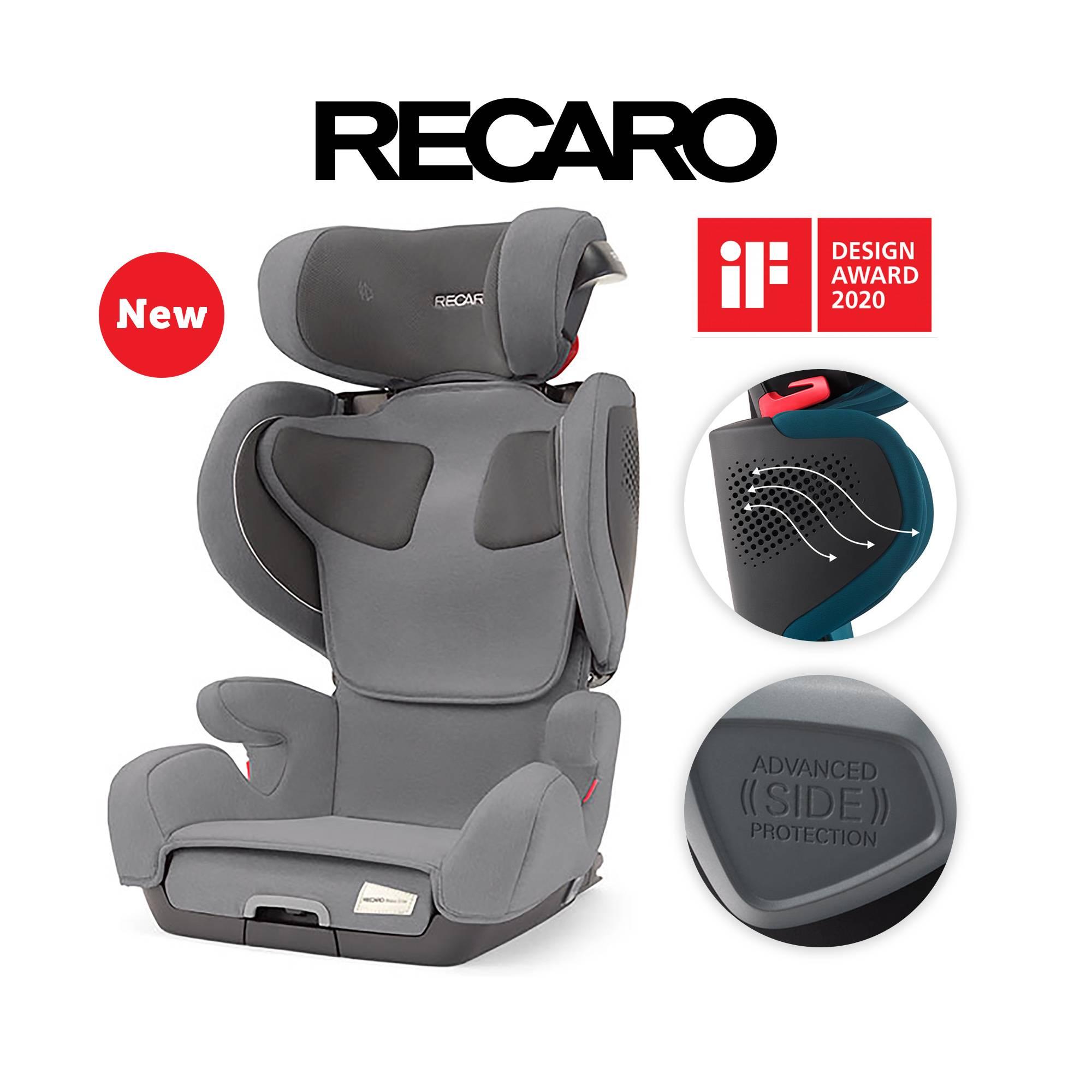 Recaro Mako Elite I Size Child Group 2, Recaro Child Car Seat Mako Elite