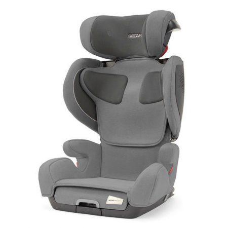 Recaro Mako Elite I-Size Child Group 2 / 3 Car Seat Isofix - Grey
