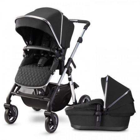 Silver Cross Pioneer 2020 Pushchair & Carrycot - Pepper