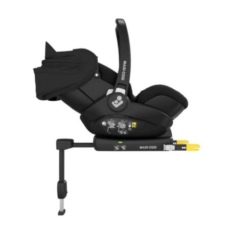 Maxi Cosi Marble Car Seat & Base Essential Black
