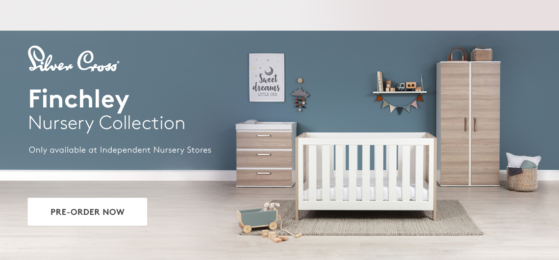 Silver Cross Finchley furniture set affordable baby