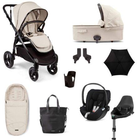 Mamas & Papas Ocarro 9 piece Kit Cybex Cloud Z Car Seat - Calico