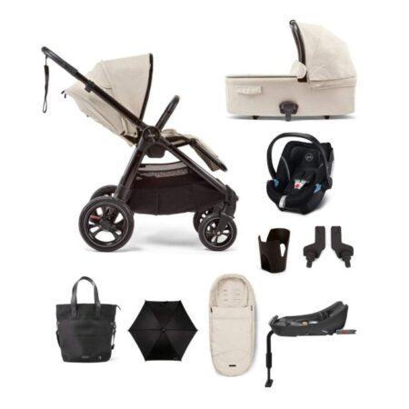 Mamas & Papas Ocarro 9 piece Complete Kit - Calico