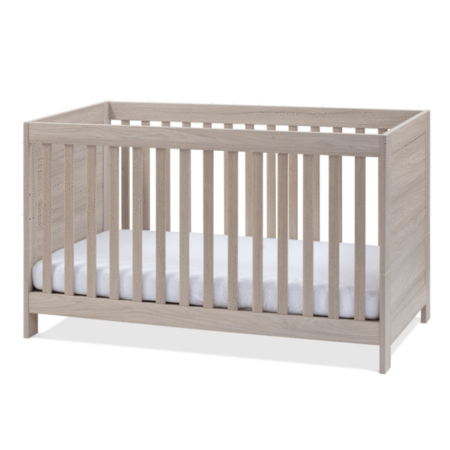 Silver Cross Ascot Cot Bed Nursery Furniture