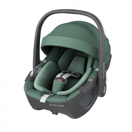 Maxi Cosi Pebble 360 i-Size Car seat - Essential Green