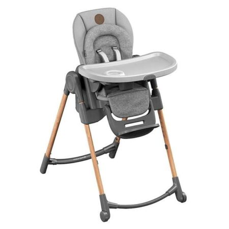 Maxi Cosi Minla 6 in 1 High Chair - Essential Grey