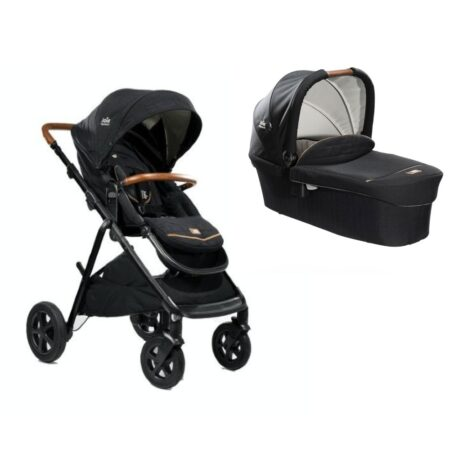 Joie Signature Edition Aeria Pushchair & Carrycot System - Eclipse