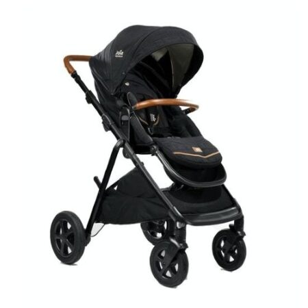 Joie Signature Edition Aeria Pushchair - Eclipse Black and Tan
