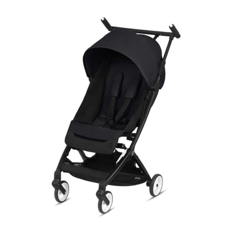 Cybex Libelle Ultra-Compact Stroller - Deep Black