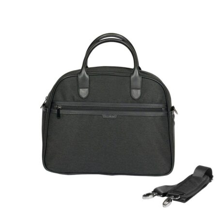 iCandy Peach Black Twill Changing Bag